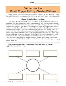 Summary and Main Idea Worksheet 1 4th - 8th Grade Worksheet ...