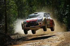 Citroën DS3 WRC - 2014 Rally Australia - Kris Meeke y Paul Nagle