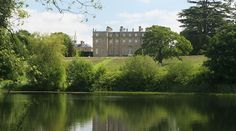 A View Across the Lake - The Ditchley Foundation
