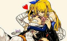 Natsu and Lucy- fairy tail