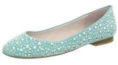 christian louboutin gine bow-accented flats