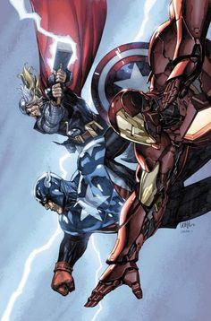 The 3 Avengers