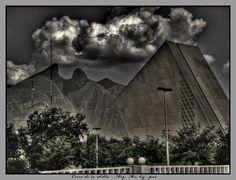 CERRO DE LA SILLA Y TEC by virtualpat.deviantart.com on @deviantART
