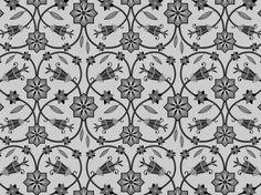 """""""Archi.iznikbells"""" by Architela flowers, floral, bells, iznik, islamic, leaves, Archi, Architela"""