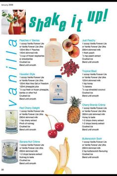 Forever Living Products Recruiting Now. Choose your hours, your customers and your team. Nothing to dislike about that at all. Check out www. Weight Loss Shakes, Weight Loss Drinks, Weight Loss Smoothies, Forever Living Aloe Vera, Forever Aloe, Aloe Vera Juice Drink, Clean9, Meal Replacement Shakes, Just Peachy