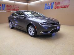 awesome 2015 Chrysler 200 Series - For Sale View more at http://shipperscentral.com/wp/product/2015-chrysler-200-series-for-sale-11/