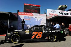 Furniture Row Racing will field Toyota Camrys in 2016