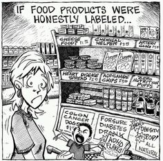 Food Products - Honestly Labeled