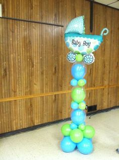 Carriage Tower Double Stuff balloons!! www.facebook.com/Party.Outlet.Valpo