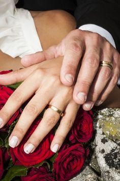 Piccole frasi d'amore: idee per le fedi nuziali - #matrimonio