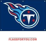 Titans Fan Banner 2ft x 3ft