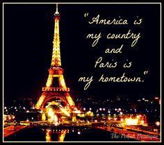 Paris <3 #quotes #loveParis #fabulous #thepolishboutique