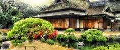 Taking a round trip to Japan may help travelers cut on cost and also access a wide variety of attractions, top-notch accommodation suites and ultimate-class Japanese Home Design, Japanese House, Guide To Japanese, Japanese Temple, Garden Pests, Facebook Image, Round Trip, Japan Travel, Trees To Plant