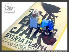 The Bell Jar in Lego