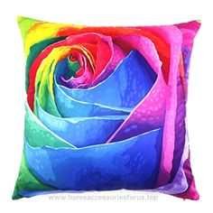 Ikevan Colorful Printing Cushion Cover Home Decor Sofa Throw Pillow Case(18″ x 18″) (03)  BUY NOW     $5.98       Specifications:      Material:Satin peach skin velvet   100% brand new and high quality   Shape:Square   Size: 45cm*45cm    ..  http://www.homeaccessoriesforus.top/2017/03/18/ikevan-colorful-printing-cushion-cover-home-decor-sofa-throw-pillow-case18-x-18-03/