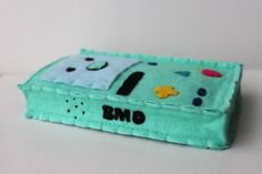 BMO Adventure Time case for Nintendo 3DS XL by JadedRabbit on Etsy, $37.00