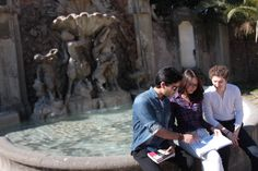 #rome serves as a #classroom for #theamericanuniversityofrome