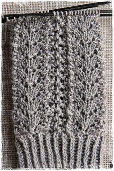 Diy Crochet And Knitting, Crochet Socks, Knitting Charts, Knitting Stitches, Knitting Socks, Knitted Hats, Knitting Ideas, Handicraft, Fiber Art