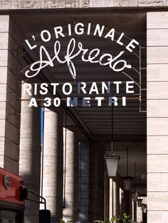 Typography In Rome | By Paul Soulellis