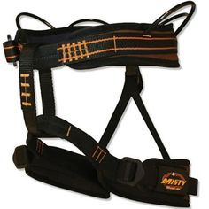 Misty Mountain Cirque Harness www.weighmyrack.com/ #rock #climbing #blog
