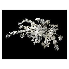 Crystal Boutique Bridal Hair Comb