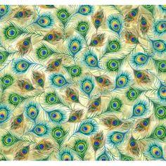 Fancy Feathers Gift Wrap love this Christmas Shopping Online, Paper Feathers, Decoupage Vintage, Textile Patterns, Textiles, Paint Shop, Printable Designs, Gift Wrapping, Wrapping Papers