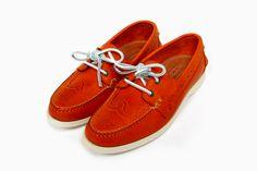Thom Browne Wingtip Deck Shoe 01