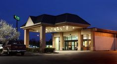 Quality Inn & Conference Center - Springfield Springfield This Springfield, Ohio hotel offers on-site dining, a game room, indoor pool and free Wi-Fi. Westcott House, a Frank Lloyd Wright designed home, is minutes from the hotel.