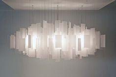 "1stDibs website with tons of furniture and lighting ""Cumulus"" Chandelier image 4"