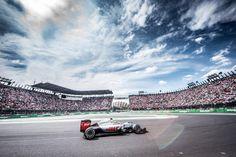 2016 Mexican GP - Esteban Gutierrez (Haas)