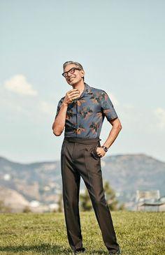 Jeff Goldblum ~ GQ Australia's International Icon (Photographed by Nino Munoz)