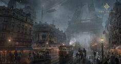 """Paris by Bogdan-MRK 