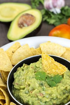 I could not miss the recipe for guacamole in Alces Apron ! Easy Salad Recipes, Appetizer Recipes, Dips, Dressings, Healthy Snacks, Healthy Recipes, Mexican Food Recipes, Ethnic Recipes, Sugar Free Recipes