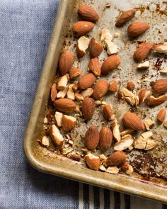 Cooking fundamentals: On why you should always toast nuts