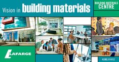Our Building Materials Centre teaches contractors about LafargeHolcim products and the various uses for Tembo cement. Find out more . Building Materials, Cement, Centre, News, Products, Construction Materials, Gadget