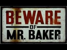 "Ginger Baker documentary, ""Beware of Mr. Baker"" SXSW Preview--- this is one of my favorite documentaries!"