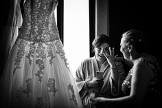 Wedding dress with lace and emotional bride, Cancun Wedding Photography, wedding art #JuanEuanExperience