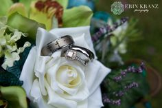 Love these rings - Erin Kranz Photography