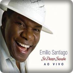 Jackson Gravações: Download - CD - Emílio Santiago – Só Danço Samba -...