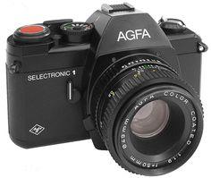 Agfa Selectronic 1