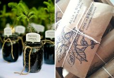 Favorite Favors - The Dandelion Patch Mod Wedding, Dandelion, Favors, Make It Yourself, Stylish, Creative, Presents, Dandelions, Host Gifts