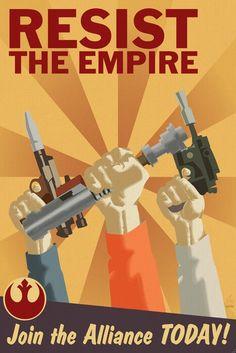 Resist the Empire