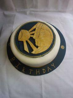 time team cake
