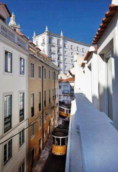 Somewhere in Lisbon