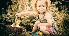 Gatos y bebés: ¡amor eterno!