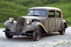 Citroen 11 CV Bild Vintage Trucks, Vintage Bikes, Fiat 500, Mercedes Stern, Art Deco Car, Automobile, Citroen Traction, Traction Avant, Limousine