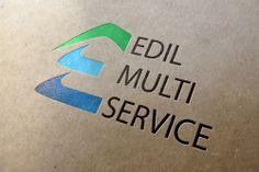 Progettazione logo aziendale della ditta Edil Multiservice