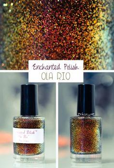 Enchanted Polish  Ola Rio