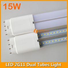 417mm LED 2G11 dual tubes light