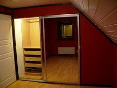 IKEA Hackers: Walk In Closet Using Pax Malm Doors
